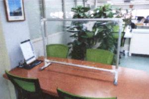 オフィス商談スペース